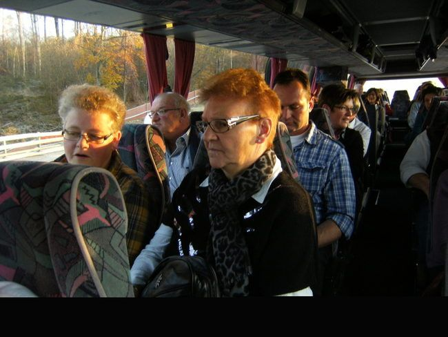 Ausflug ins Bundehaus